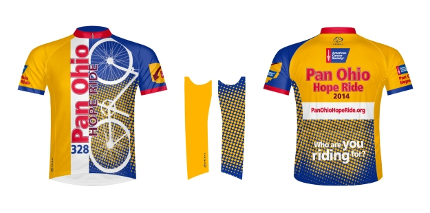 POHR 2014 Event Jersey